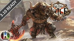 Path of Exile 3.10 - Stunlock Heavy Slam Build - Berserker Marauder - Delirium PoE 2020