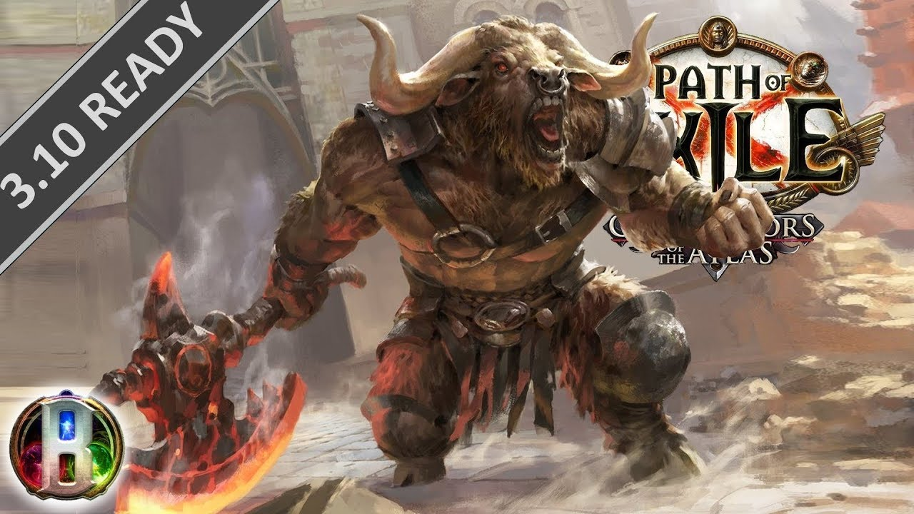 Path of Exile Legion 3 7: Stunlock Heavy Slam Build