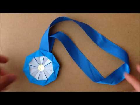 簡単 折り紙 : 折り紙 メダル 簡単 : popmatx.com