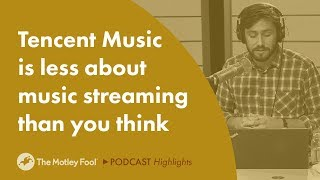 Tencent Music isn't Really About Music Streaming