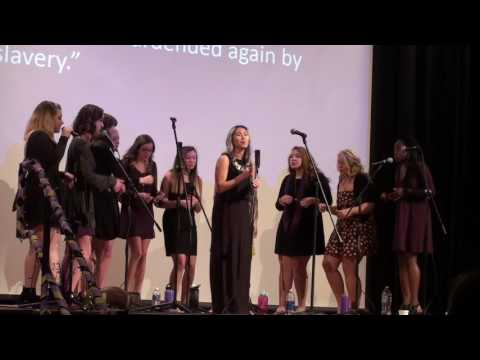 Set My People Free - Into Hymn Spring concert 2017