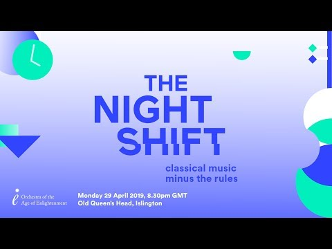 LIVE: The Night Shift, Angel | Classical music: minus the rules