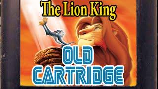 """СТАРЫЙ КАРТРИДЖ"". The Lion King. Пилотный выпуск."