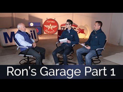 Ron's Garage | Petroliana & History of the Petroleum Industry [Part 1]