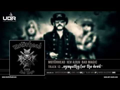 Motörhead - Sympathy For The Devil (Bad Magic 2015) - Rolling Stones Cover