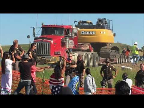 Native Americans Successfully Block Oil Pipeline Construction. Media Silent Until Now!