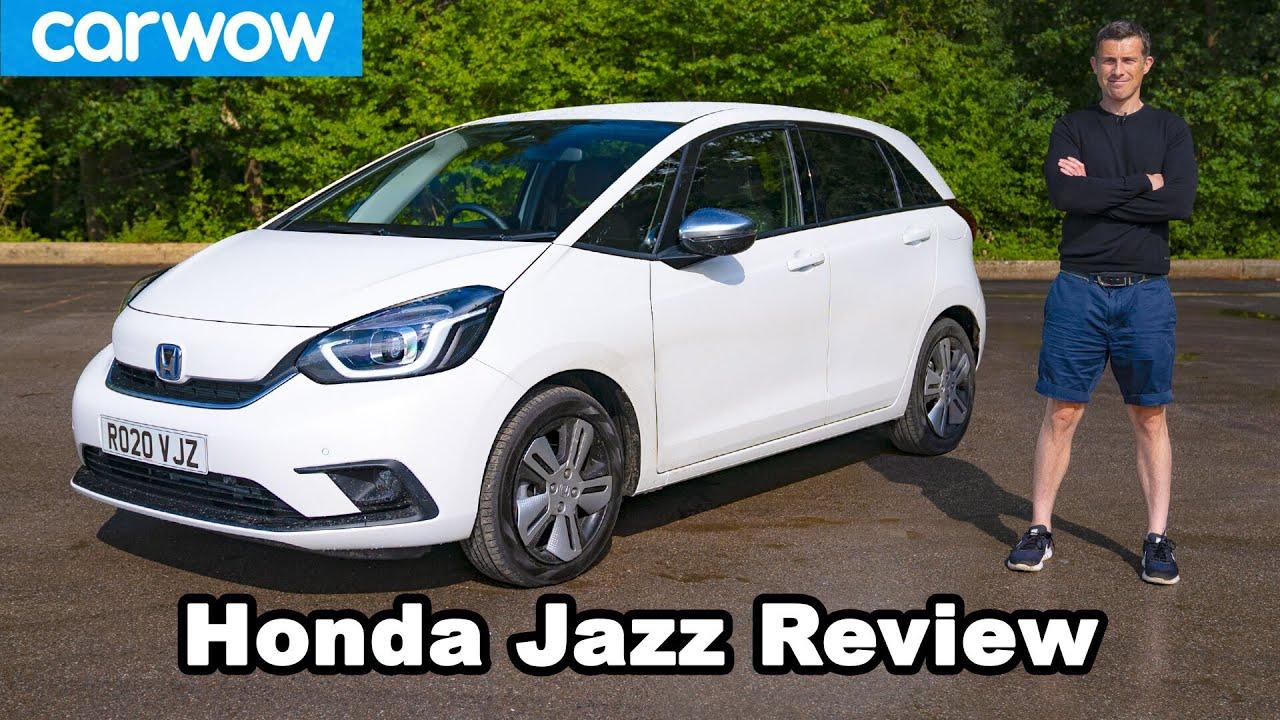 2021 Honda Jazz Reviews
