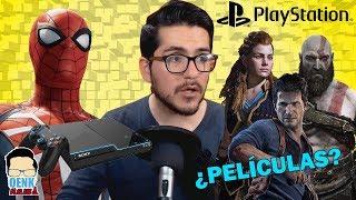 Sony muestra Spiderman en PS5 - Playstation adaptará juegos a TV y Cine - Huawei   QN