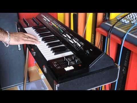 Yamaha SY-2 Vangelis Sound