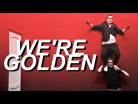 anton & arseny [we're golden]