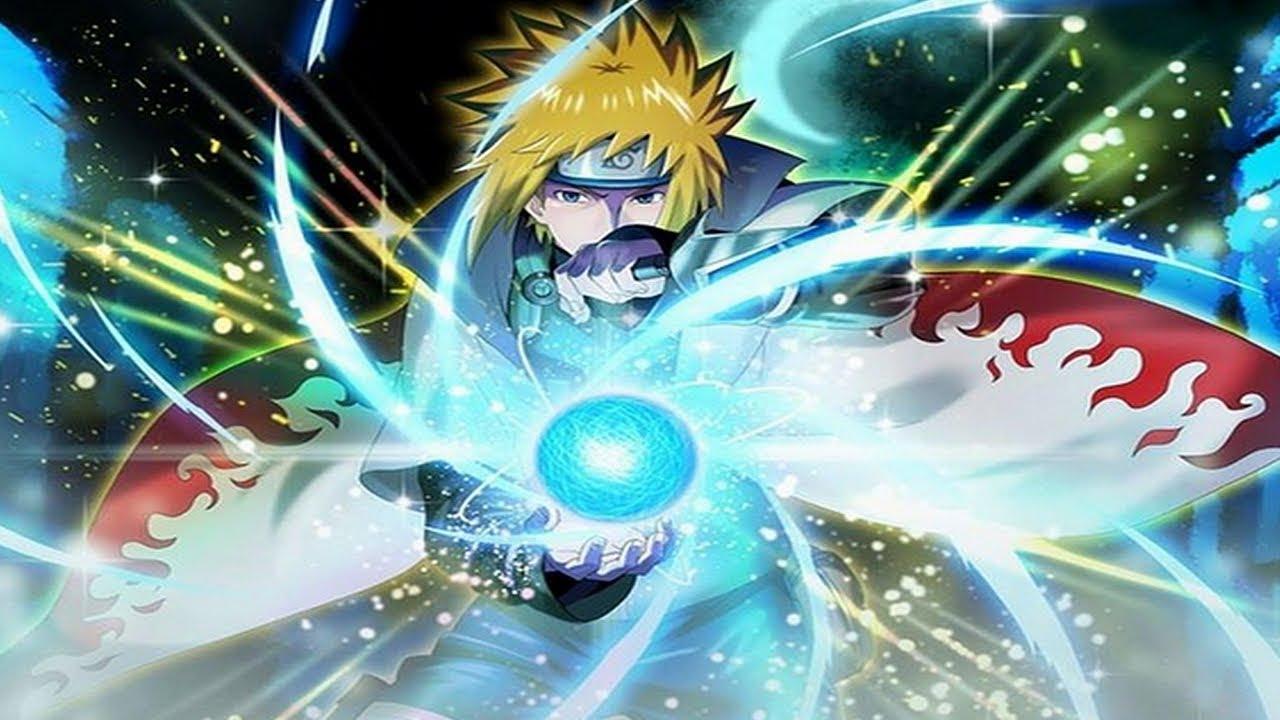 Yellow Flash Fourth Hokage Minato Namikaze Creates ...