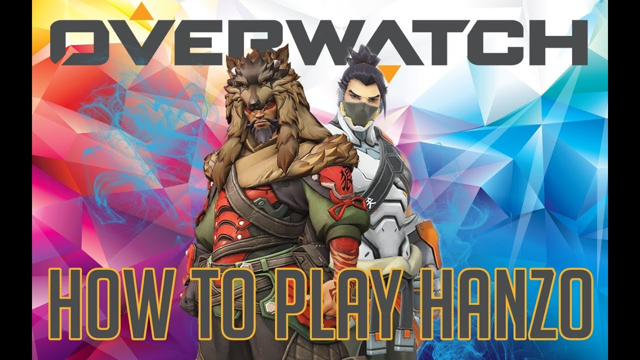 How to play hanzo
