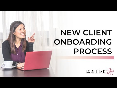 New Client Onboarding Process + FREE Checklist For Your Creative Agency
