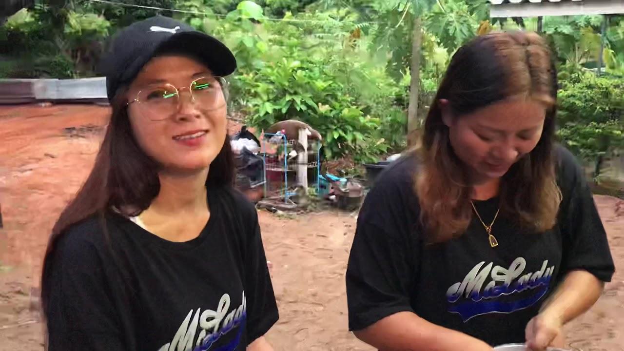 Vlog วนไปตามทาง EP14 สด ๆ สัมภาษณ์คนร่วมงาน น้องน้ำถามหาน้องแป้ง