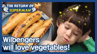 Wilbengers will love vegetables! (The Return of Superman) | …