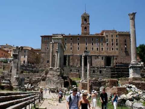 Via appia antica foro romano fori imperiali youtube for Cioccari arredamenti via appia