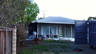 Exterior Asbestos removal 2.MOV