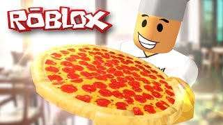 Voulez-vous des pizzas aux Oreo? / Roblox
