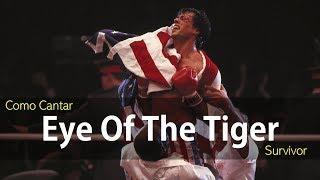 Baixar Como Cantar Eye Of The Tiger   Survivor   Helder Cortez