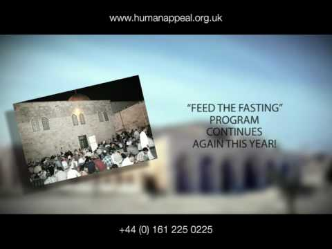 HUMAN APPEAL - ALAQSA FEED THE FASTING PROGRAM