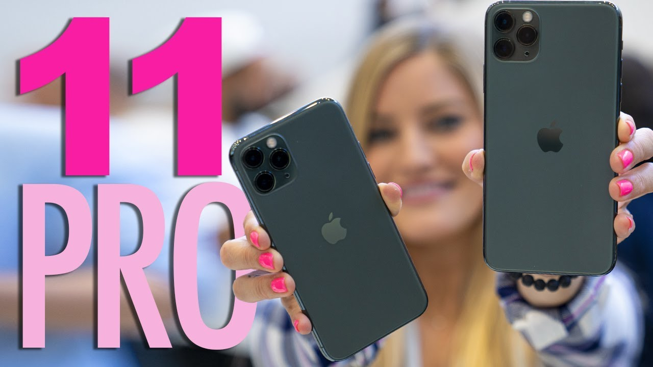 iPhone 11 Pro Max HANDS-ON!