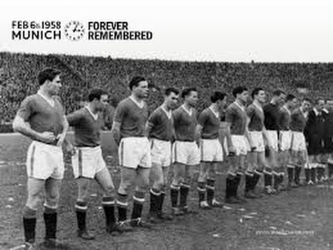 Munich 58 - Tribute for the Eight Manchester United Players Killed in the Munich Air Disaster