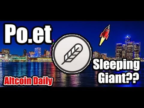 Is Po.et A Sleeping Giant?? 200x By December 2018??