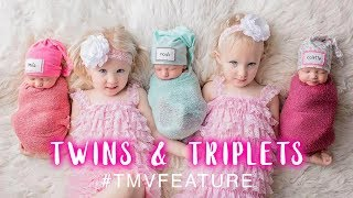 Having TWINS and TRIPLETS?! | #tmvfeature