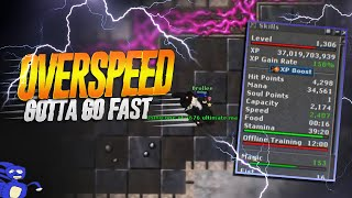 OVERSPEED LEVEL 1300!! GREAT &…