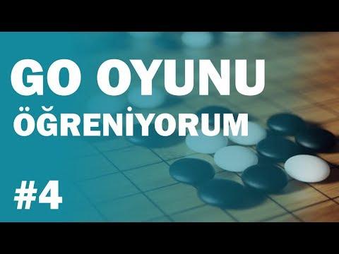 Go Oyunu - Öğreniyorum #4 (Merdiven)