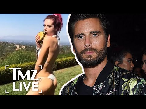 Bella Thorne and Scott Disick Back At It Again | TMZ Live