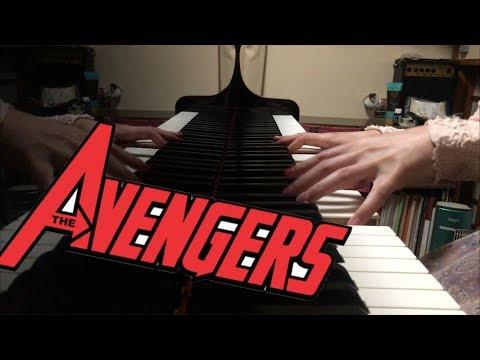 アベンジャーズメインテーマ ピアノアレンジ(The Avengers Theme Song Piano Arrange)