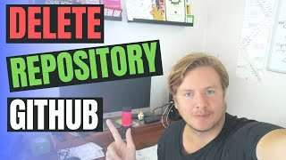 How To Delete Repository In GitHub 2020