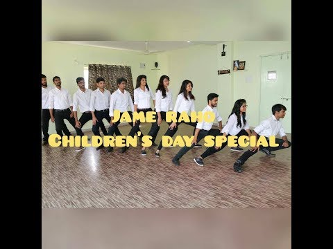 Jame Raho | Taare Zameen Par | Children's day special| ft. Studio MJ | Choreo - Nisarg