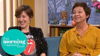 Tessa Peake-Jones & Kacey Ainsworth on the Return of Grantchester | This Morning