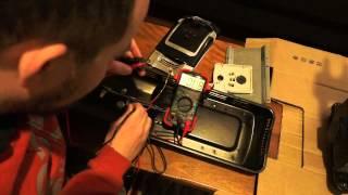 Repeat youtube video Oil Filled Heater Repair - Bad Thermal Fuse