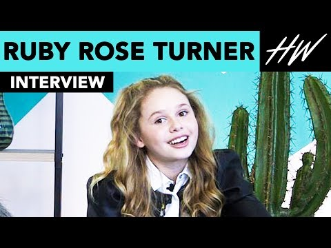 'Coop And Cami', Ruby Rose Turner Leaks Craziest On Set & Dancing Moments!! | Hollywire
