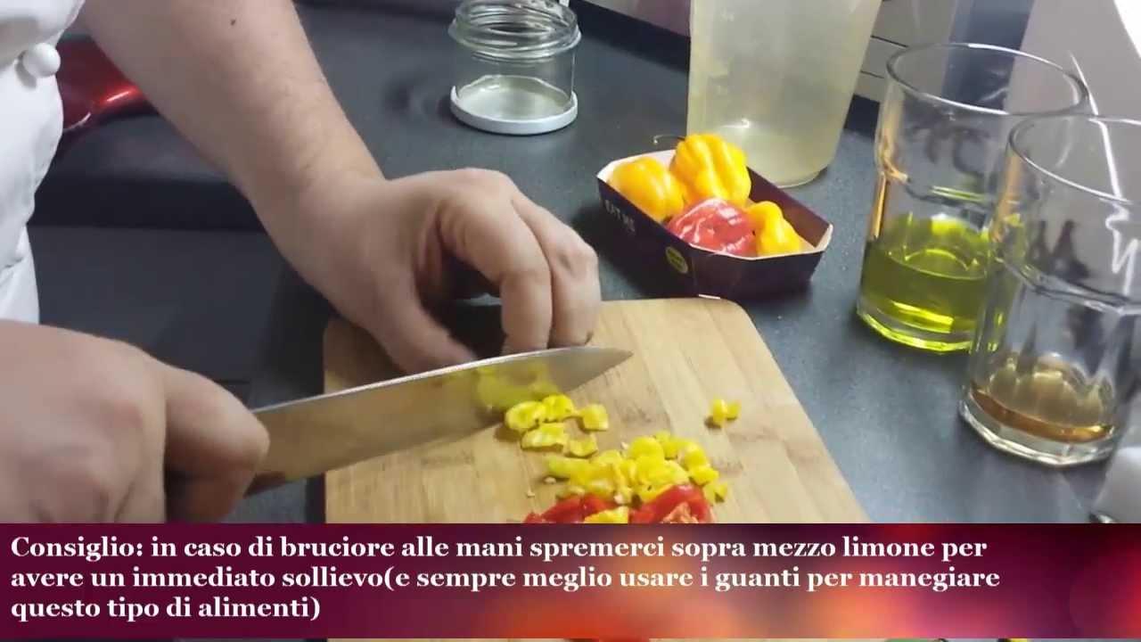 Ricetta bimby habanero