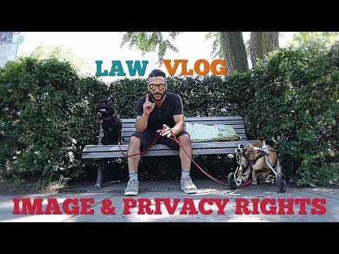 Is it legal to film/photograph someone in public, and what can you do with the content? [LAW VLOG]