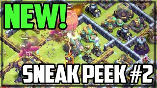 Clash of Clans Town Hall 14 UPDATE Sneak Peek 2! MAX FASTER!