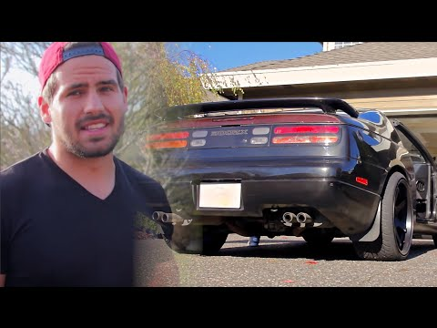 How To Install A Short Shifter | Nissan 300ZX Z32