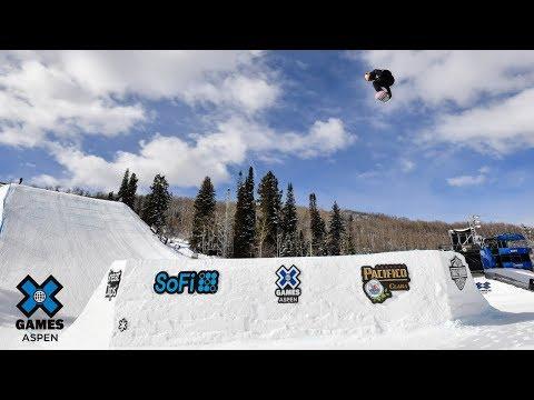 FULL BROADCAST: Women's Snowboard Slopestyle | X Games Aspen 2019