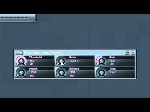 FL STUDIO - Tutorials - Compressor's Explained