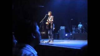 Kristian Stanfill sings The Stand Live