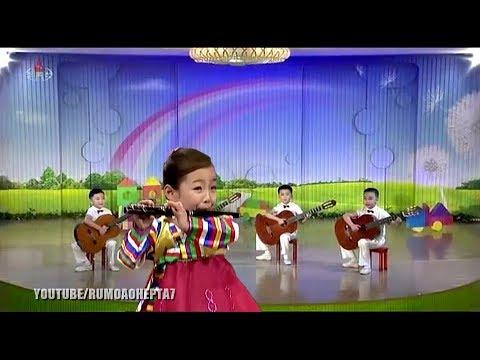 North Korea children: You won't see this in western media - Você não verá na Globo