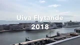 Выставка лодок и катеров. Uiva Flytande 2018. Обзор Merry Fisher. Часть 2