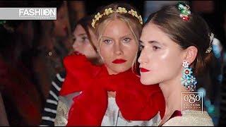 SWEET MATITOS Backstage 080 Barcelona Fashion Week Spring Summer 2018 - Fashion Channel