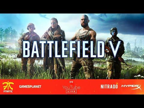 PREMIER TRAILER DE BATTLEFIELD V EN DIRECT ! - YouTube