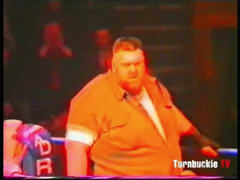 Turnbuckle TV Classics - Episode 1 : Steven Regal Vs Giant Haystacks (Never Before Seen)