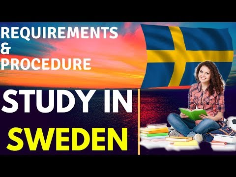 Study in Sweden for International Students